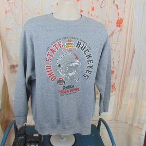 Vintage Ohio State Fiesta Bowl 2003 Sweatshirt XL